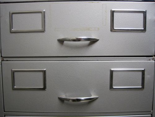 Drawers Of Filing Cabinet