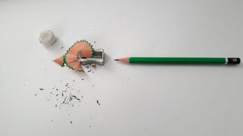 drawing pencil waist pencil