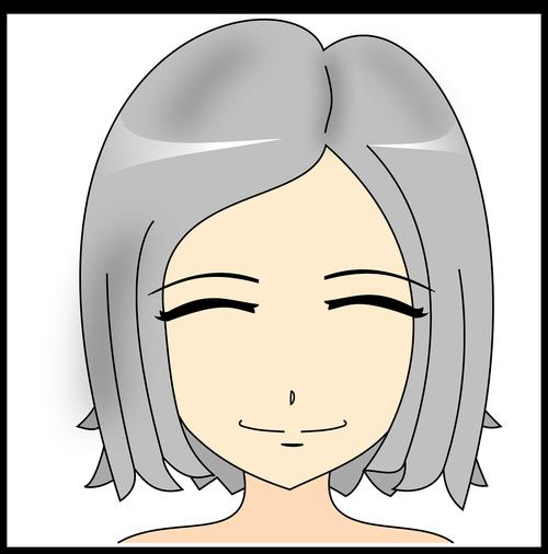 drawing  girl manga  bd