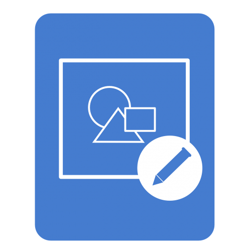 drawing icon drawing document application
