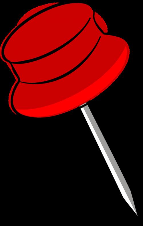 drawing-pin pushpin push pin