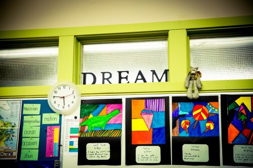 dream inspire teaching