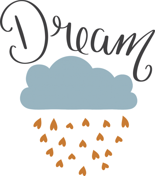 dream cloud rain