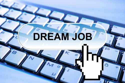 dream job application online