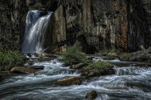 dream valley falls streams jun shi