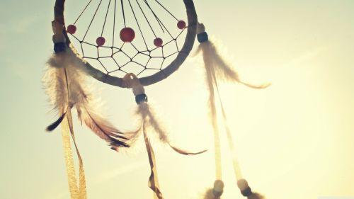 dreamcatcher talisman indian