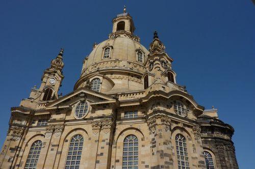 dresden frauenkirche saxony