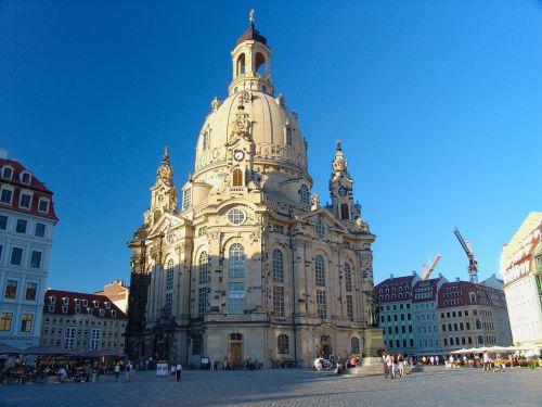 dresden frauenkirche germany