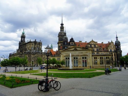 dresden germany hofkirche
