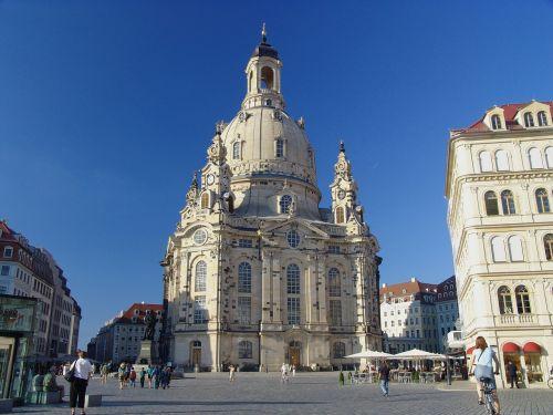 dresden frauenkirche building