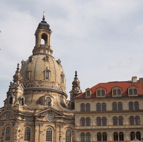 dresden germany frauenkirche