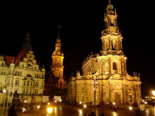 dresden historic center church