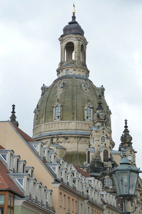 dresden saxony frauenkirche dresden