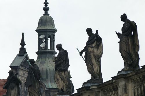dresden city castle