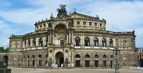 dresden opera house semper opera house