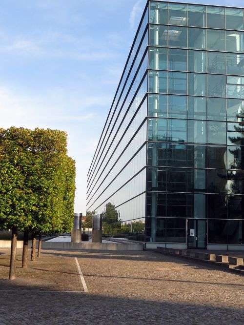 dresden city transparent factory