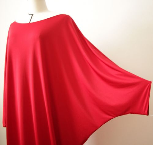 dress couture red
