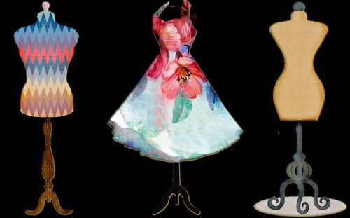 dress form  sewing  seamstress