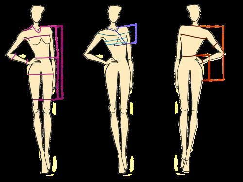 dress measurement fashion beauty