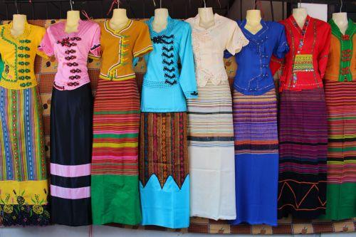 dresses thai style thai