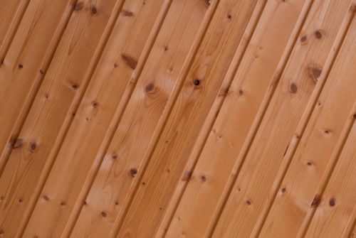 Wooden Background - Spruce