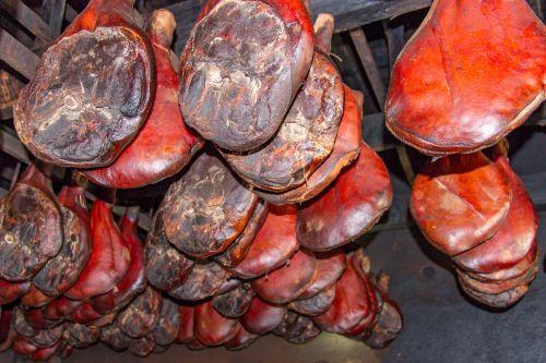 Dried Ham