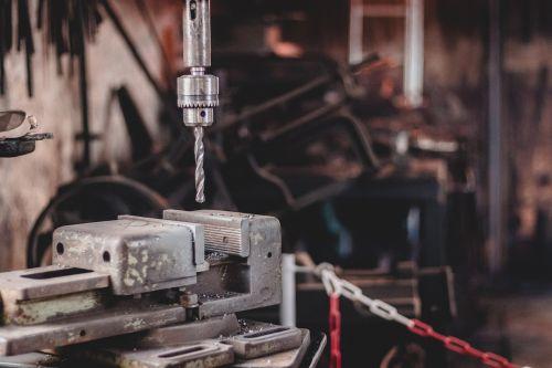 drill industry machine