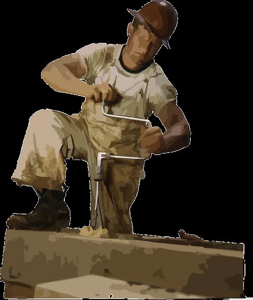 drill carpenter worker