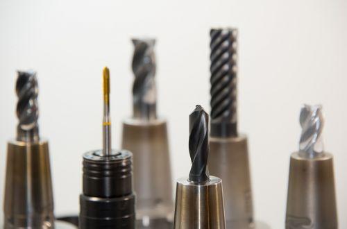 drill taps thread