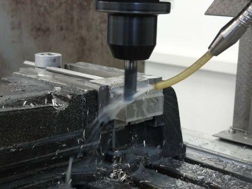 drilling drill milling