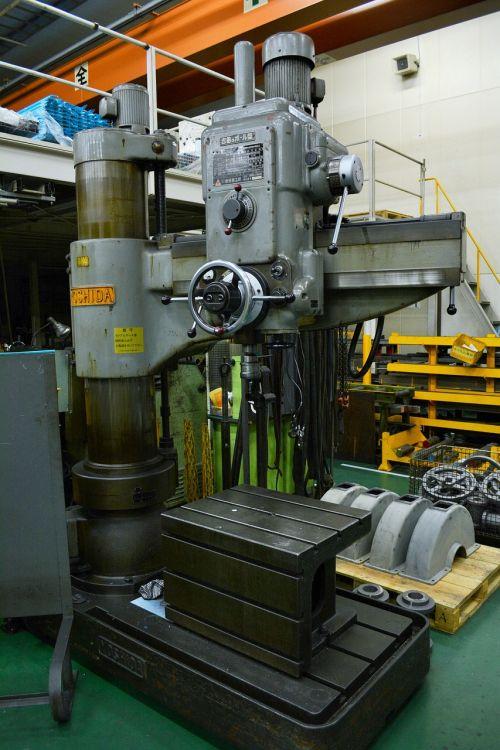 drilling machine machine tools family-run business