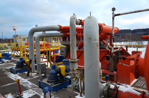 drilling rig shale gas search
