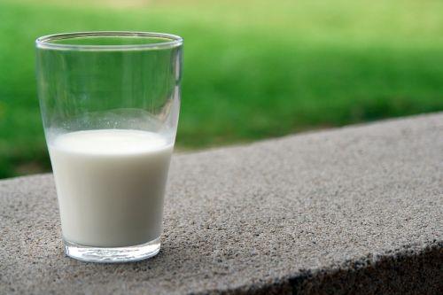 drink white milk
