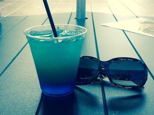 drink sunglasses vacation