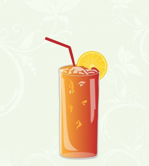 drink tequila sunrise cocktail