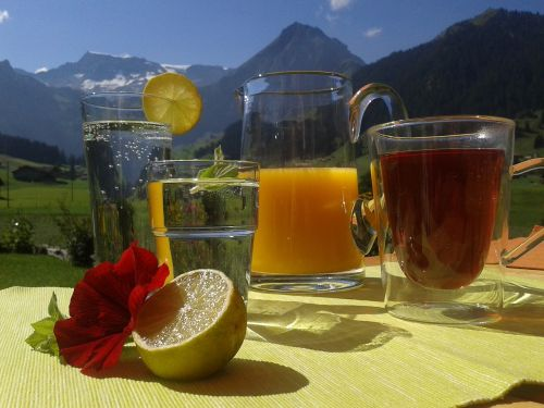 drink juice tee
