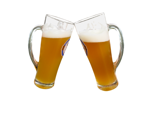 drink beer glasses