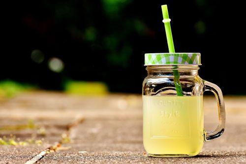 drink summer glass
