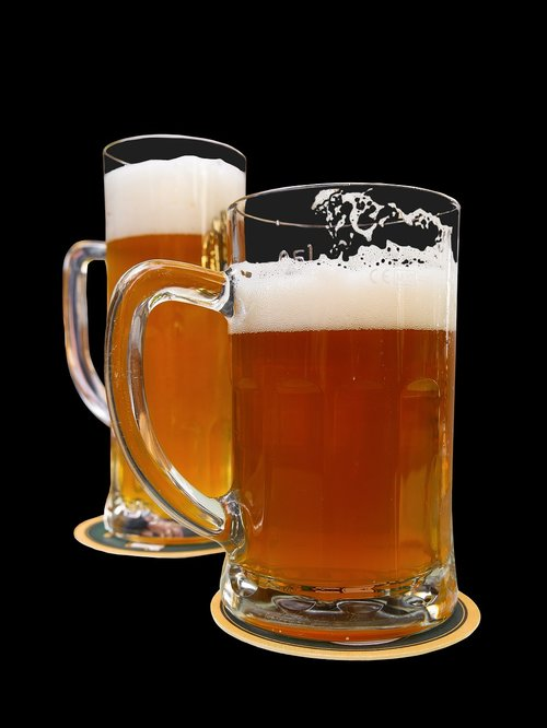 drink  beer  beer glass