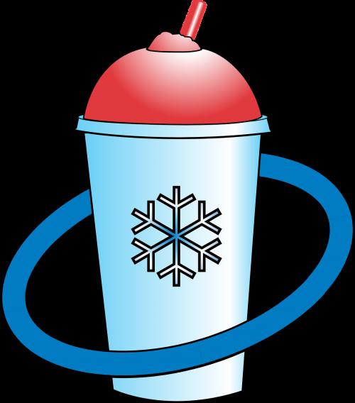 drink cold beverage