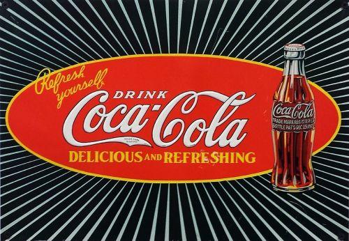 drink coca cola soda