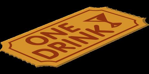 drink ticket drink ticket