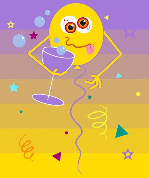 Drinking Balloon