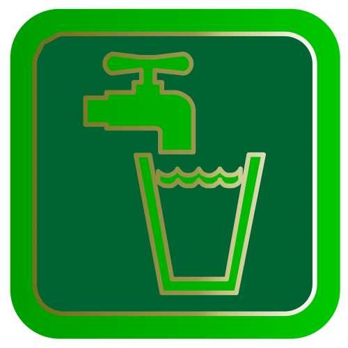 drinking water water drink water