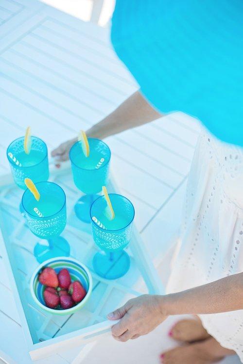 drinks  tropical  summer