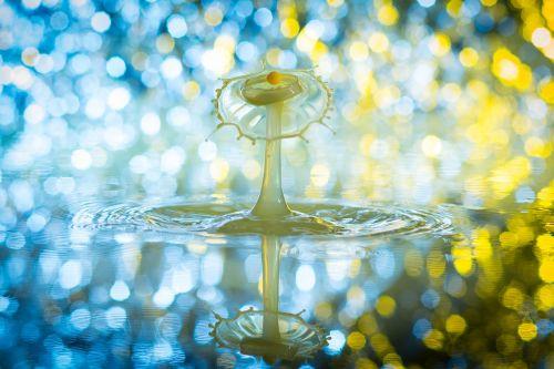 drip high speed liquid