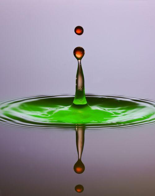 drip water drop of water