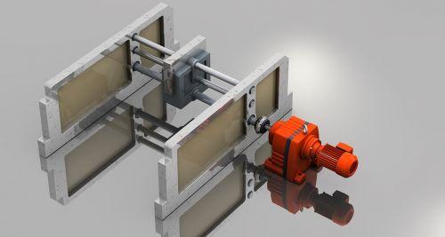 drive motor transmission