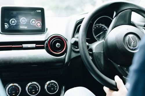 drive technology in car vehicle