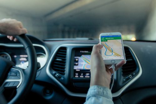 drive directions gps